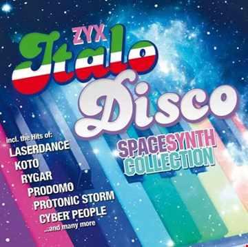 VA  - ZYX Italo Disco Spacesynth (Mixed by DJ Baer)