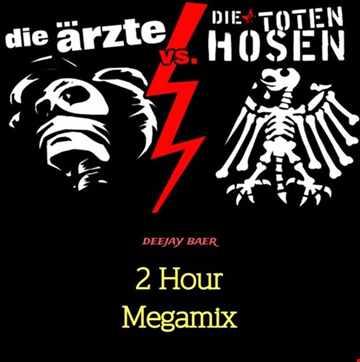 Die Ärzte vs. Die Toten Hosen Deep Megamix (Compiled by DJ Baer)