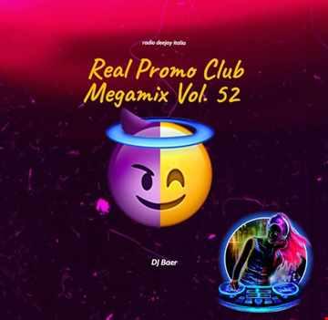 VA - Real Promo Club Megamix Vol. 52 ( Mixed by DJ Baer)