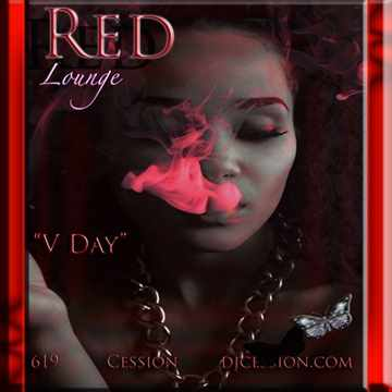 """Ces and the City PODCAST 41::: Red Lounge2 """"V Day"""""""