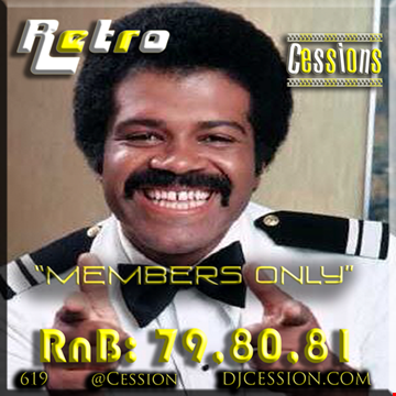 """Ces and the City PODCAST 30::: Retro Cessions2 """"Members Only"""""""