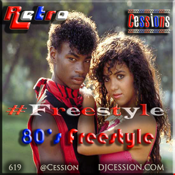 """Ces and the City PODCAST 31::: Retro Cessions3 """"Freestyle1"""""""
