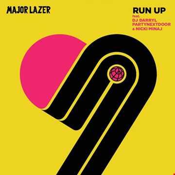 Major Lazer - Run Up (ft. DJ Darryl, PartyNextDoor & Nicki Minaj)