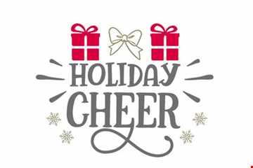 Jonjay's Christmas Holiday Cheer 2020