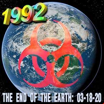 1992   031820 The End of the Earth (320kbps)